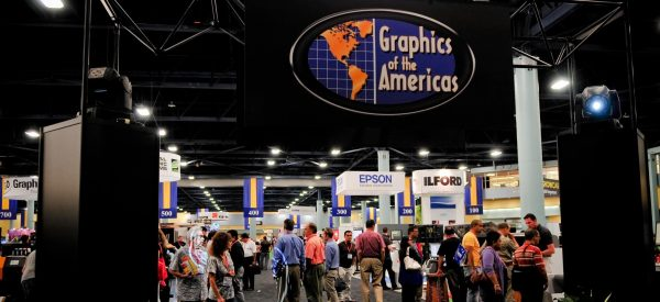 ¡En Graphics of The Americas!