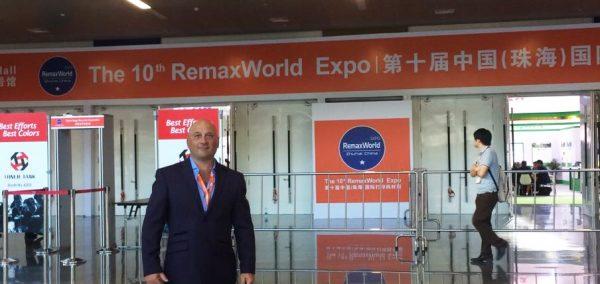 Expografika presente en RemaxWorld Expo. ZHunhai. China.
