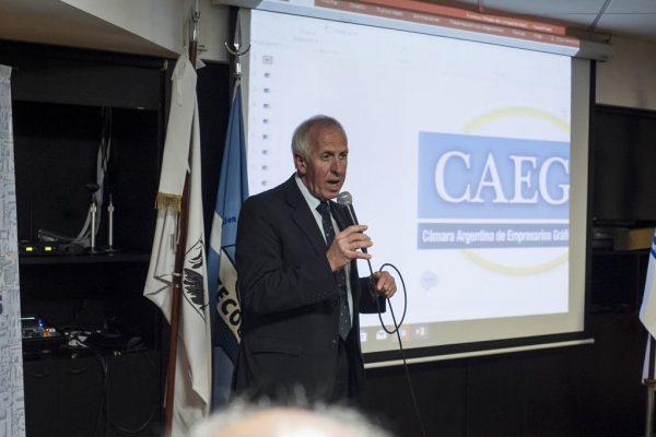 Premios CAEGA 2017