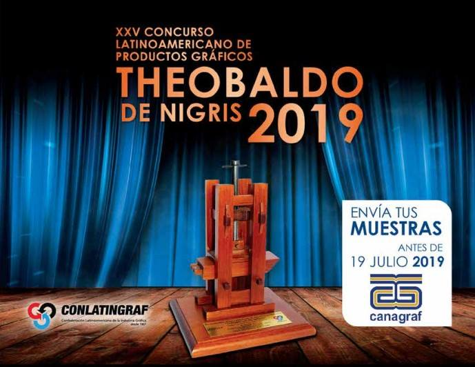 XXV Concurso Latinoamericano de Productos Gráficos