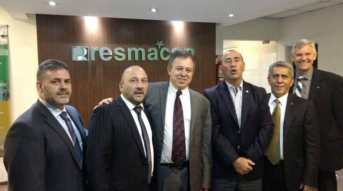 Gira de CONLATINGRAF por Sudamérica – Relanzamiendo de GOA 2020