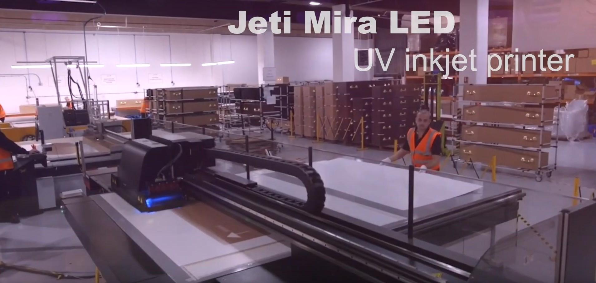 Impresión de ataúdes con tecnología de inyección de tinta