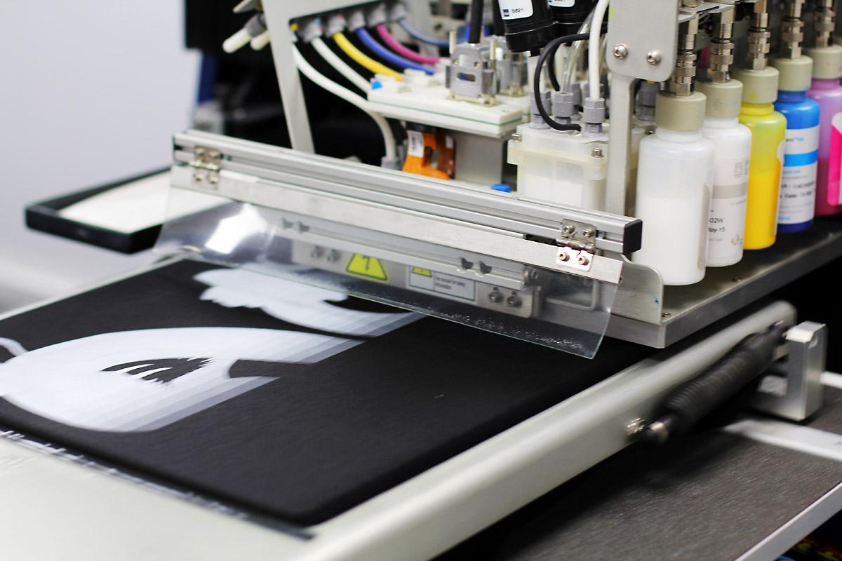 De la serigrafía tradicional a la serigrafía digital